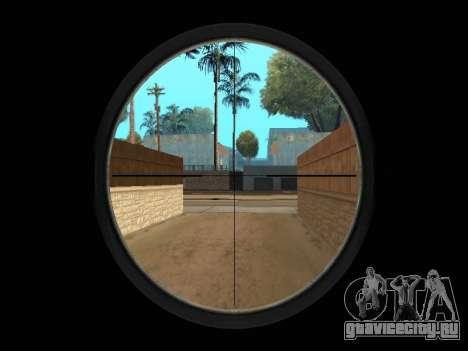 Chameleon Weapon Pack для GTA San Andreas восьмой скриншот