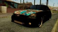 ВАЗ 2172 Coupe для GTA San Andreas