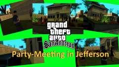 Вечеринка в Джефферсоне