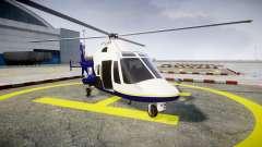 Buckingham Swift LCPD для GTA 4