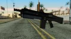 Assault Shotgun GTA 5 v1 для GTA San Andreas