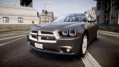 Dodge Charger Traffic Patrol Unit [ELS] rbl