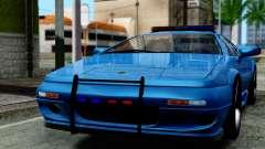 Lotus Esprit S4 V8 1998 Police Edition