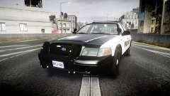 Ford Crown Victoria Alderney Police