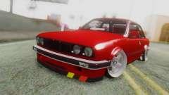 BMW M3 E30 B.O. Yapım