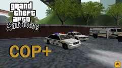 COP Plus для GTA San Andreas