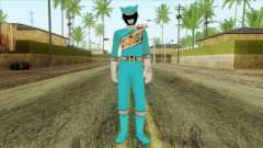 Power Rangers Skin 1 для GTA San Andreas