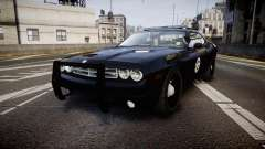 Dodge Challenger Marshal Police [ELS]