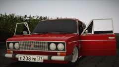 ВАЗ 2106 MansorY для GTA San Andreas