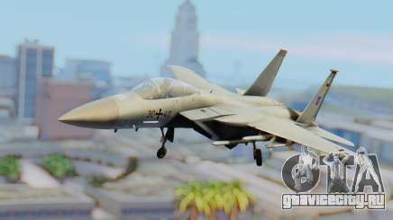 F-15C Eagle Luftwaffe JG 73 для GTA San Andreas