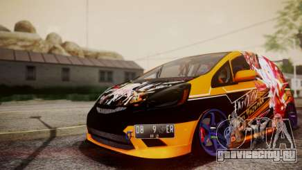 Honda Fit Street Modify Inori Yuzuriha Itasha для GTA San Andreas