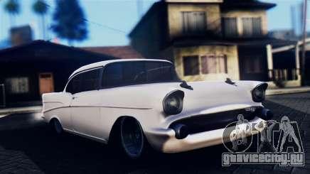 Chevrolet Bel Air 1957 FF Style для GTA San Andreas