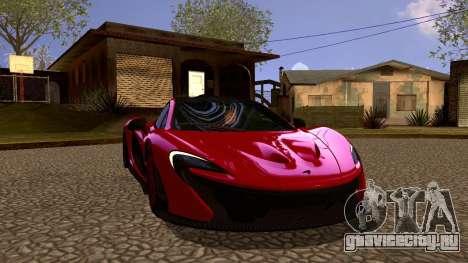 ENBTI for Low PC для GTA San Andreas