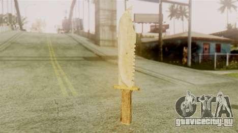 Red Dead Redemption Knife Legendary Assasin для GTA San Andreas
