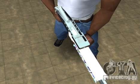 Graf Spas-12 для GTA San Andreas второй скриншот