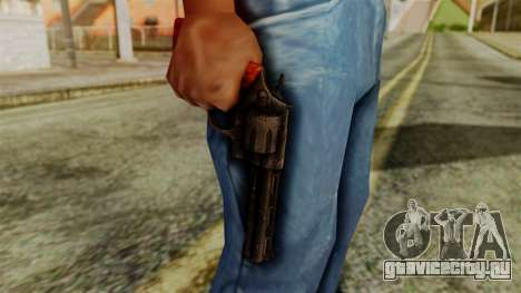 Colt Revolver from Silent Hill Downpour v2 для GTA San Andreas третий скриншот