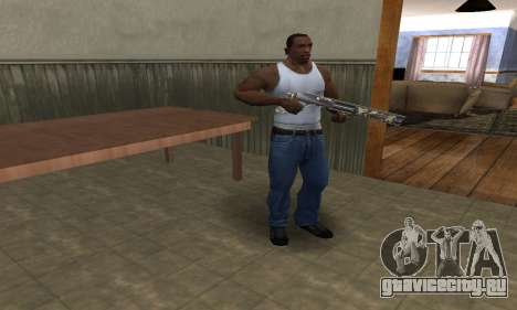 Militarry Shotgun для GTA San Andreas второй скриншот