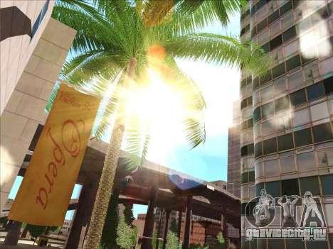 Jungles ENB v1.0 для GTA San Andreas