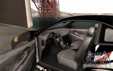 Mitsubishi Eclipse GSX NFS Prostreet для GTA San Andreas вид справа