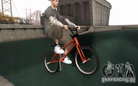 BMX HD для GTA San Andreas вид справа