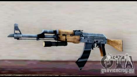 АК-47 из L4D2 для GTA San Andreas