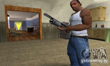 Sawn-Off Shotgun для GTA San Andreas второй скриншот