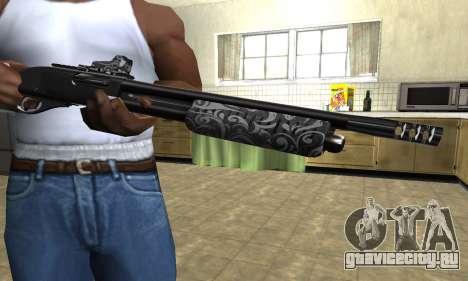Sawn-Off Shotgun для GTA San Andreas