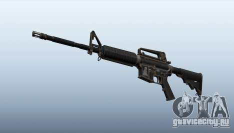 M4A1 для GTA 5 третий скриншот
