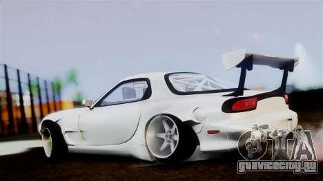 Mazda RX-7 (FD) для GTA San Andreas