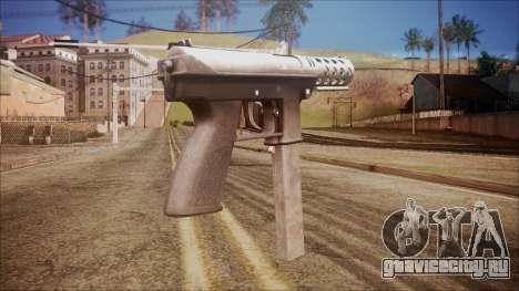 TEC-9 v1 from Battlefield Hardline для GTA San Andreas второй скриншот