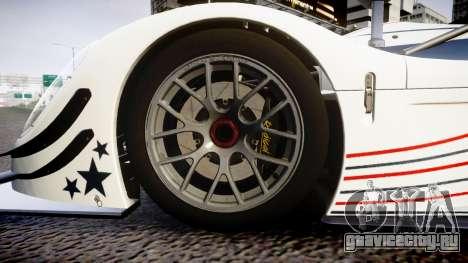 Radical SR8 RX 2011 [8] для GTA 4 вид сзади