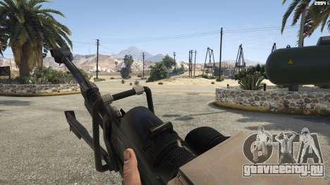 Halo UNSC: Sniper Rifle для GTA 5 четвертый скриншот