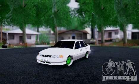Daewoo Nexia 2006 для GTA San Andreas