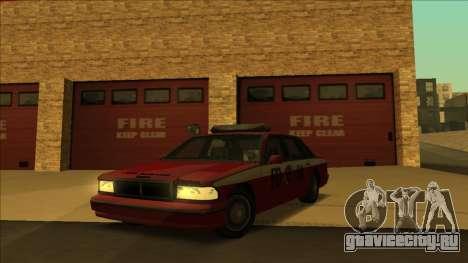 FDSA Premier Cruiser для GTA San Andreas вид сзади слева