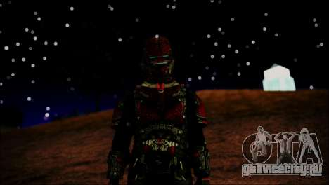 ENBTI for High PC для GTA San Andreas восьмой скриншот