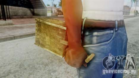 Red Dead Redemption Detonator для GTA San Andreas третий скриншот