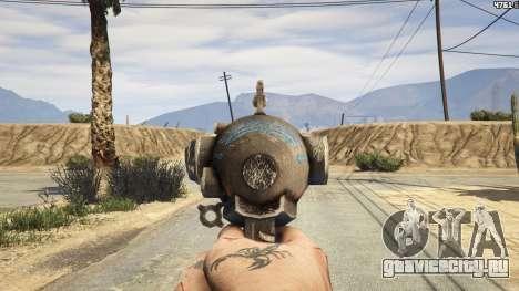 Fallout 3: Alien Blaster для GTA 5