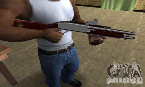 Death Shotgun для GTA San Andreas