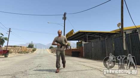 BF4 AR160 для GTA 5 второй скриншот