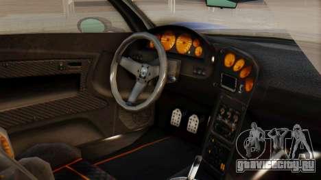 Pegassi Osyra Extra 1 для GTA San Andreas вид справа