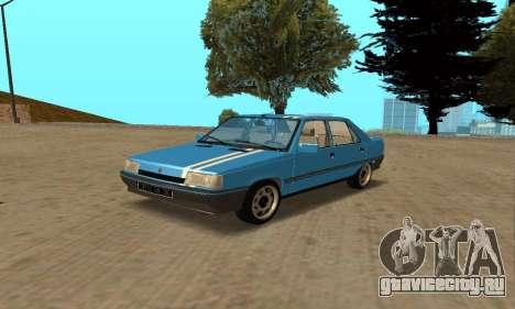Renault 9 TSE 1992 для GTA San Andreas колёса