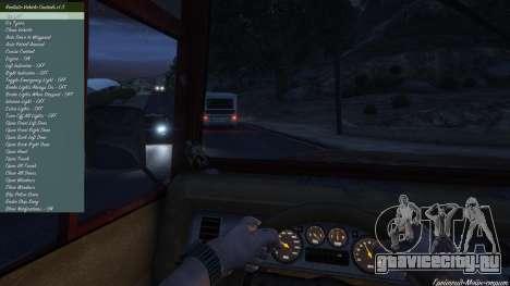 Realistic Vehicle Controls LUA 1.3.1 для GTA 5 девятый скриншот