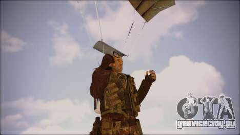 ENBTI for High PC для GTA San Andreas