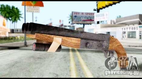 Shotgun from Resident Evil 6 для GTA San Andreas