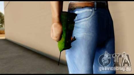 Brasileiro Bomb Detonator для GTA San Andreas третий скриншот