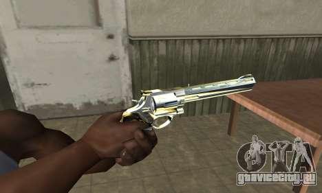 Revolver для GTA San Andreas второй скриншот