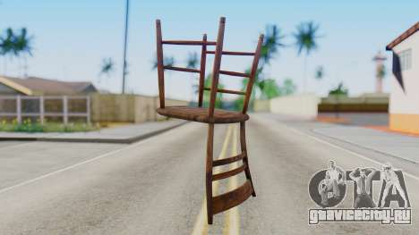 Chair from Silent Hill Downpour для GTA San Andreas второй скриншот