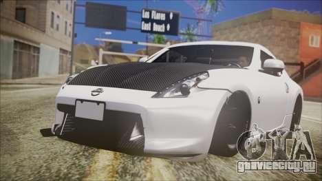 Nissan 370Z SPPC для GTA San Andreas