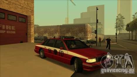 FDSA Premier Cruiser для GTA San Andreas