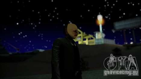 ENBTI for High PC для GTA San Andreas шестой скриншот